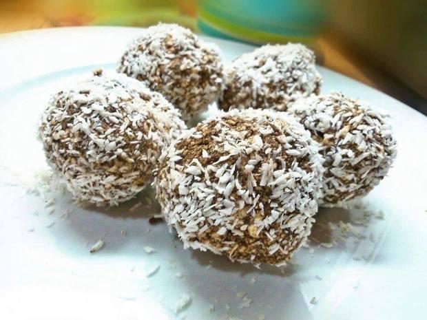 Kein Zucker: die Kokoskugel, dieverzaubert!